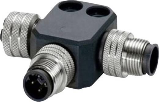 Sensor/Aktorbox passiv M12-Verteiler mit Metallgewinde, geschirmt AB-C2-M12T-2XM12FS PB 22260761 LappKabel 1 St.