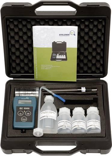 Stelzner EC 2000 Leitfähigkeitsmessgerät für die Pflanzenernährung Messbereich Leitfähigkeit 0 bis 20 bzw. 200 mS/cm