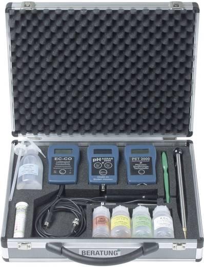 Stelzner 1010 Bodenanalyse-Set Düngung, Leitfähigkeit, pH-Wert