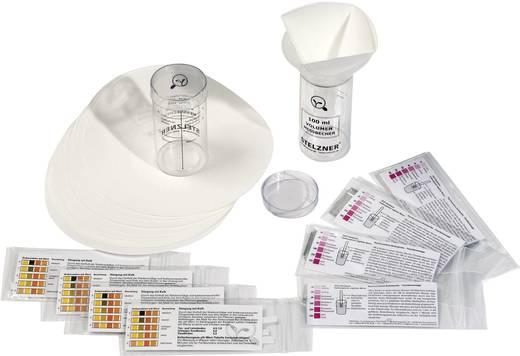 Stelzner Kit de test pH/nitrate pour le sol pH/Nitrat Boden Test-Kit Messbereich pH 0-14, NO3 0-500 mg/l