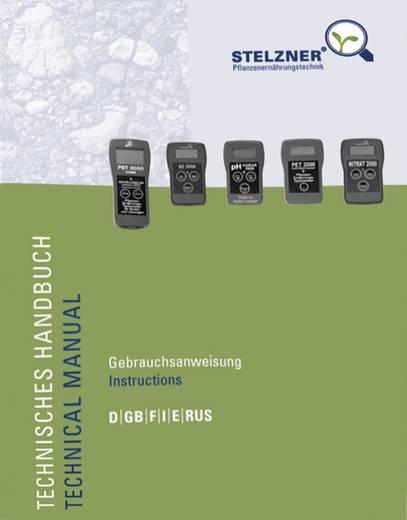 Stelzner 4444 Technisches Handbuch Pronova, 4444