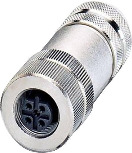 Sensor-/Aktor-Steckverbinder, unkonfektioniert M12 Buchse, gerade Polzahl: 5 LappKabel 22260646 AB-C5-M12FSB-PG9-SH-AU