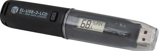 Lascar Electronics EL-USB-2-LCD Multi-Datenlogger Messgröße Temperatur, Luftfeuchtigkeit -35 bis 80 °C 0 bis 100 % rF