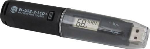 Multi-Datenlogger Lascar Electronics EL-USB-2-LCD+ Messgröße Temperatur, Luftfeuchtigkeit -35 bis 80 °C 0 bis 100 % rF