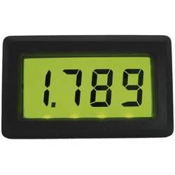 Image of Beckmann & Egle EX3068 LCD-Panelmeter 199,9 mV beleuchtet 0 - 199.9 mV/DC