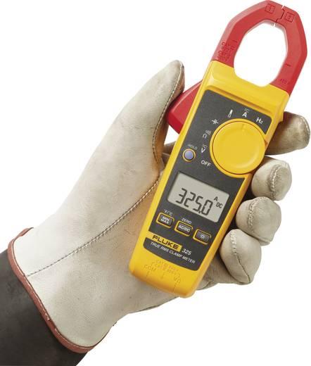 Stromzange, Hand-Multimeter digital Fluke 325 Kalibriert nach: Werksstandard (ohne Zertifikat) CAT III 600 V, CAT IV 30