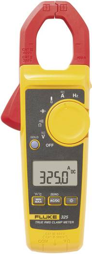 Stromzange, Hand-Multimeter digital Fluke Fluke 325 Kalibriert nach: Werksstandard CAT III 600 V, CAT IV 300 V Anzeige