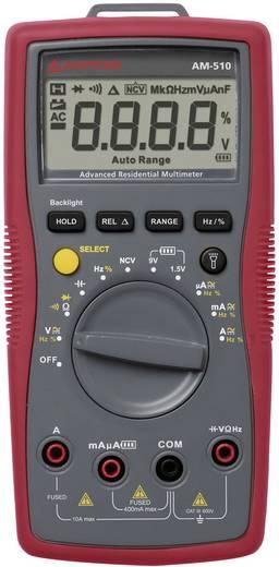 Hand-Multimeter digital Beha Amprobe AM-510-EUR Kalibriert nach: Werksstandard (ohne Zertifikat) CAT III 600 V Anzeige