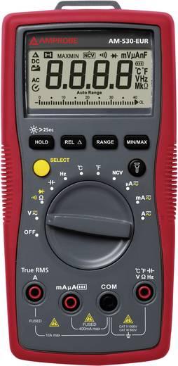 Hand-Multimeter digital Beha Amprobe AM-530-EUR Kalibriert nach: ISO CAT II 1000 V, CAT III 600 V Anzeige (Counts): 400