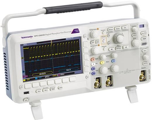 Digital-Oszilloskop Tektronix DPO2002B 70 MHz 2-Kanal 1 GSa/s 1 Mpts 8 Bit Kalibriert nach DAkkS Digital-Speicher (DSO)
