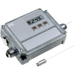Infračervený teplomer B & B Thermo-Technik DM 201 D, Optika 22:1, -40 do +900 °C, Kalibrované podľa (ISO)