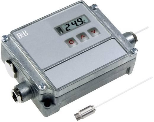 B+B Thermo-Technik DM21 D Infrarot-Thermometer Optik 2:1 -40 bis +600 °C Kalibriert nach: ISO