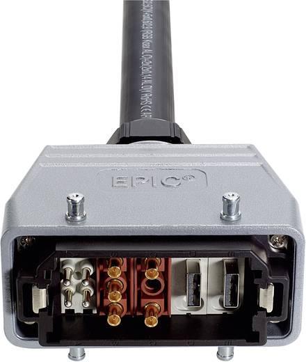 Rahmen für 3 Buchsenmodule und H-B 10 Gehäuse EPIC® MC 10381300 LappKabel 5 St.