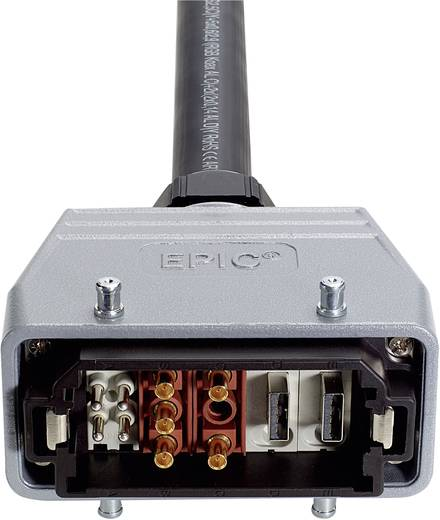 Stiftmodul EPIC® MC 44424008 LappKabel Gesamtpolzahl 2 10 St.