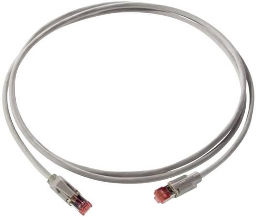 RJ45 Netzwerk Anschlusskabel CAT 6 S/FTP 1 m Grau mit Rastnasenschutz LappKabel