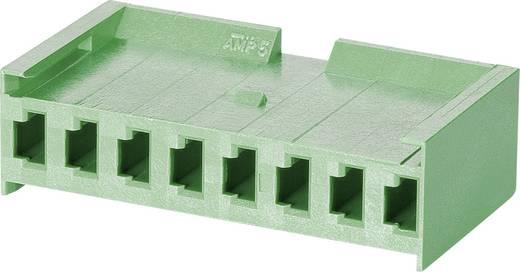 TE Connectivity Buchsengehäuse-Kabel AMPMODU MOD I Polzahl Gesamt 6 Rastermaß: 3.96 mm 280592 1 St.