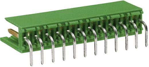 TE Connectivity Stiftleiste (Standard) AMPMODU MOD I Polzahl Gesamt 4 Rastermaß: 3.96 mm 280616-2 1 St.