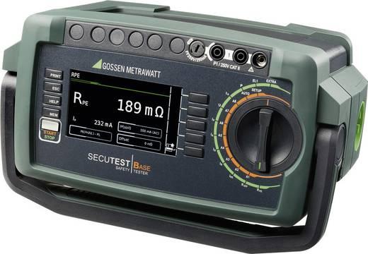 Gossen Metrawatt Secutest Base VDE 0701-0702-Gerätetester zur Messung der elektrischen Sicherheit von Geräten Kalibrier