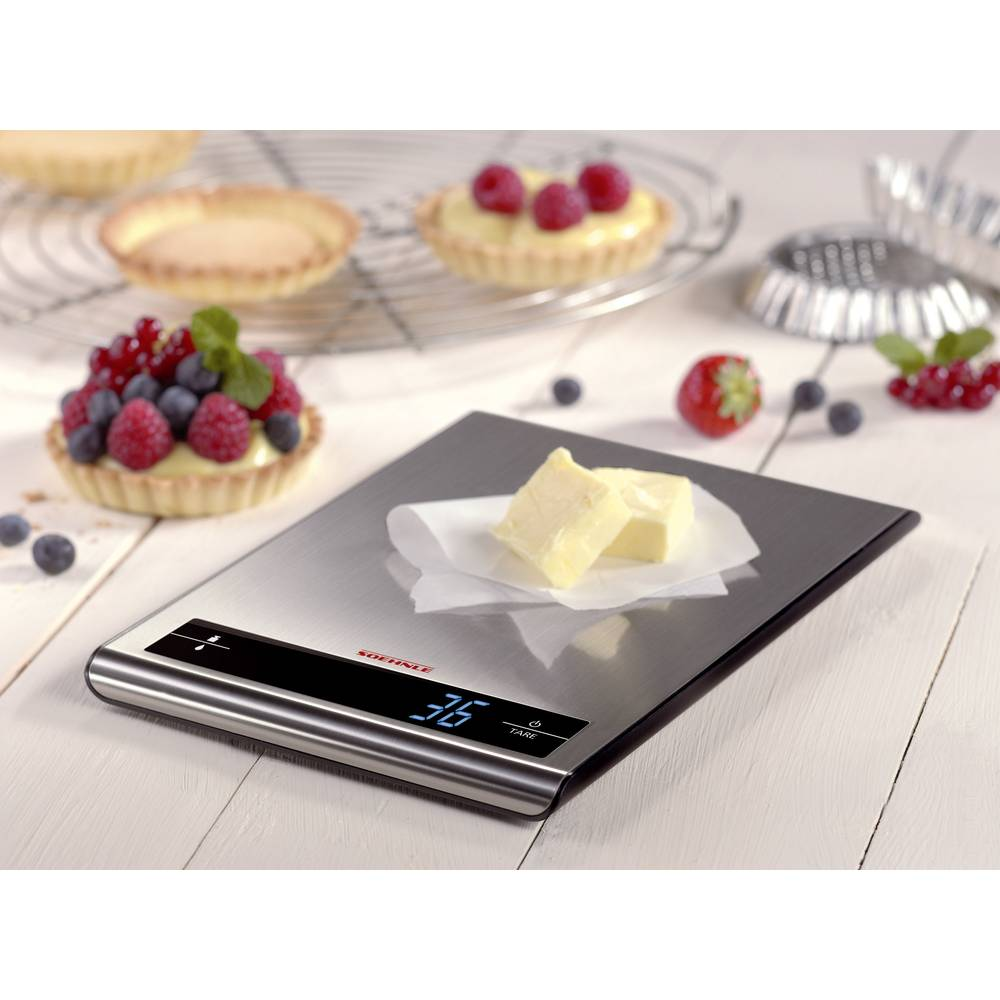 Bilancia da cucina digitale soehnle attraction portata max - Bilancia da cucina digitale ...