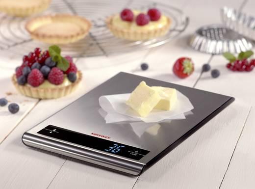 Küchenwaage digital Soehnle Attraction Wägebereich (max.)=5 kg Silber