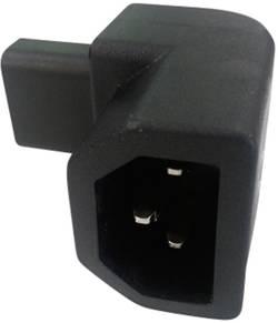 Adaptateur secteur Secteur femelle C13 - Secteur mâle C14 1020799 Nbr total de pôles: 2 + PE noir 1 pc(s)