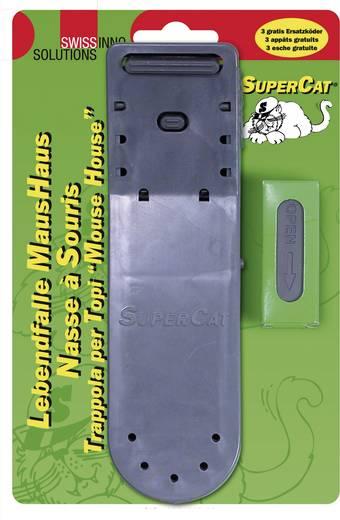 Lebendfalle Lockstoff Swissinno SuperCat Mousehouse 1 St.