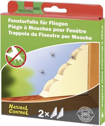 Fliegenfalle Swissinno Natural Control 1 303 202 Weiß 2 St.