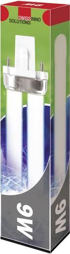 UV-Leuchtstofflampe Swissinno Tubes fluorescents UVA 9 W TUBE_PL-9WU Passend für Marke Swissinno IV9 1 St.