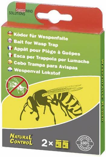 Ersatzköder Swissinno Köder natural 1 400 001KN Passend für Marke Swissinno Wespenfalle Natural Control Outdoor 2 St.