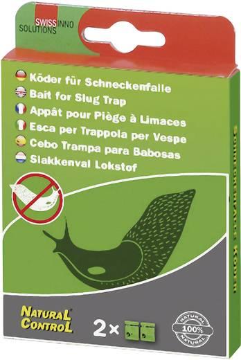 Ersatzköder Swissinno Köder natural Passend für Marke Swissinno Schneckenfalle Natural Control-Set 2 St.