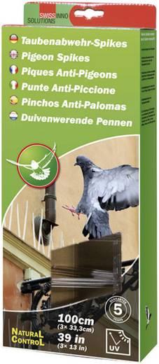 Taubenabwehr-Spikes Abschreckung Swissinno Natural Control Birds Away 100 cm 1 St.