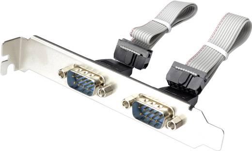 1+2 Port Serielle/Parallele Steckkarte PCIe Digitus DS-30040-2