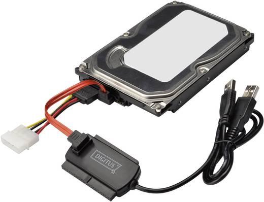 Digitus USB 2.0 zu IDE & SATA Adapterkabel