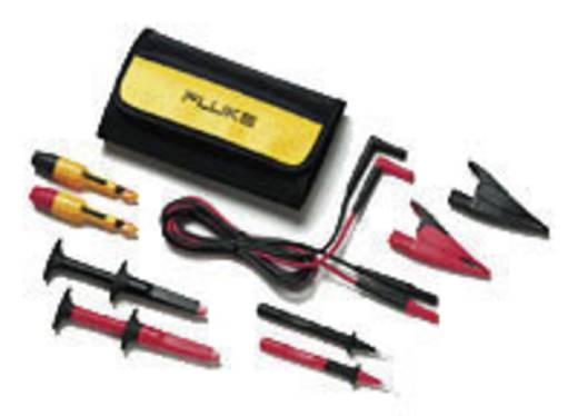 Sicherheits-Messleitungs-Set 1.5 m Schwarz, Rot Fluke TLK281-1
