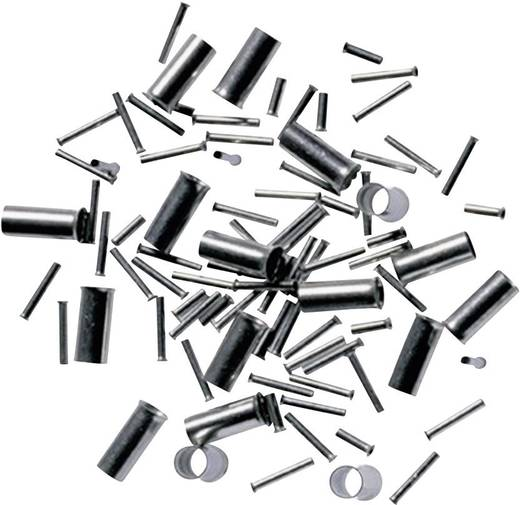 62120270 LappKabel Aderendhülse 1 x 10 mm² x 12 mm Unisoliert Metall 500 St.