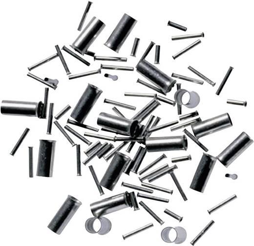 Aderendhülse 1 x 6 mm² x 10 mm Unisoliert Metall LappKabel 62120260 500 St.