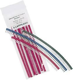 Dutinka LappKabel 61805190, spojovací materiál , 1 mm², 8 mm, čiastočne izolované, červená, 500 ks