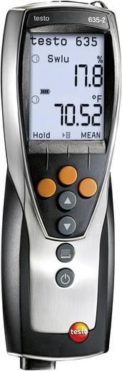 testo 635-2 Luftfeuchtemessgerät (Hygrometer) 0 % rF 100 % rF Datenloggerfunktion Kalibriert nach: Werksstandard (ohne Z