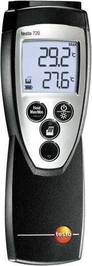 Temperatur-Messgerät testo 0560 7207 -100 bis +800 °C Fühler-Typ Pt100, NTC Kalibriert nach: Werksstandard (ohne Zertif
