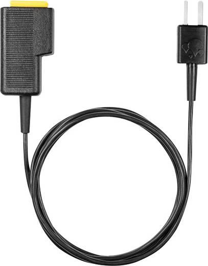 Messadapter testo 0409 1092 Handgriff für steckbare Messerspitzen, Passend für (Details) Temperaturfühler mit Miniatur-T