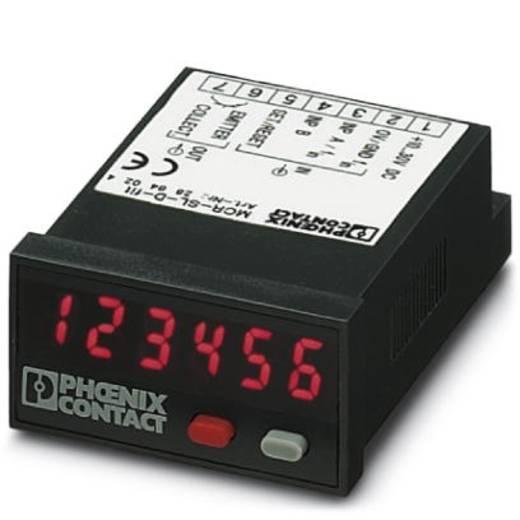 Phoenix Contact MCR-SL-D-FIT - Digitalanzeige zur Messung und Anzeige von Frequenzen, Impulsen und Zeiten