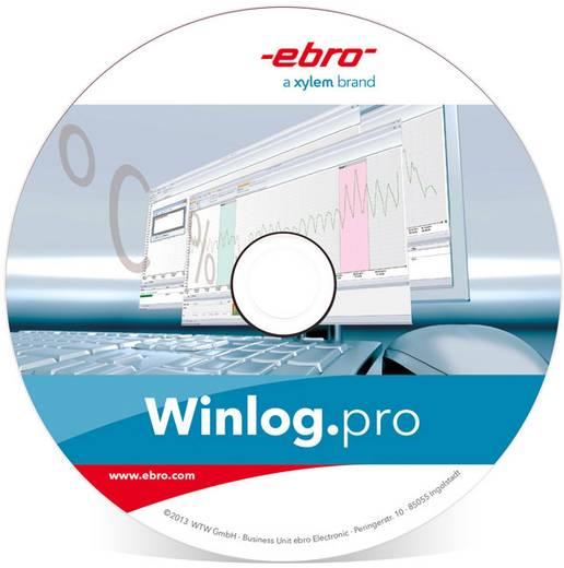 ebro Winlog.pro Mess-Software Passend für Marke (Messgeräte-Zubehör) Ebro Ebro ebro® EBI 20 Datenlogger, Ebro ebro® EB