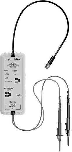 Differential-Tastkopf berührungssicher 25 MHz Kalibriert nach DAkkS 10:1, 100:1 1400 V Teledyne LeCroy AP031