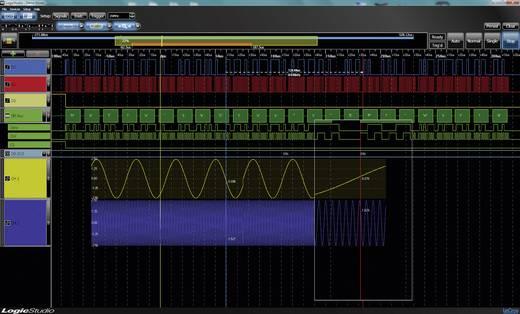 LeCroy LogicStudio 16 Logik-Analyzer, Logikanalysator Bandbreite 100 MHz