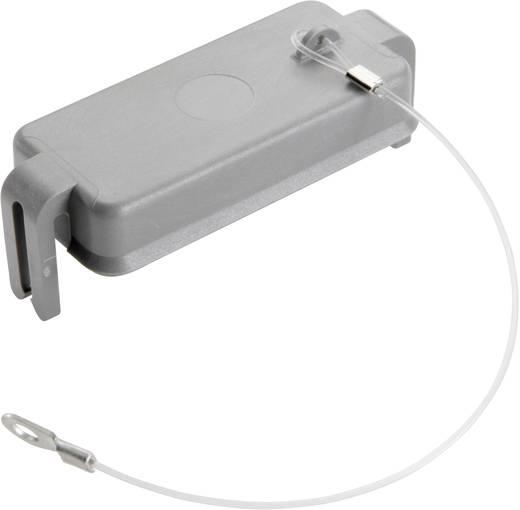 Schutzdeckel mit 1 Längsbügel für Tüllengehäuse, Fangschnur mit Öse Serie H-A 10 H-A 10 10457600 LappKabel 5 St.