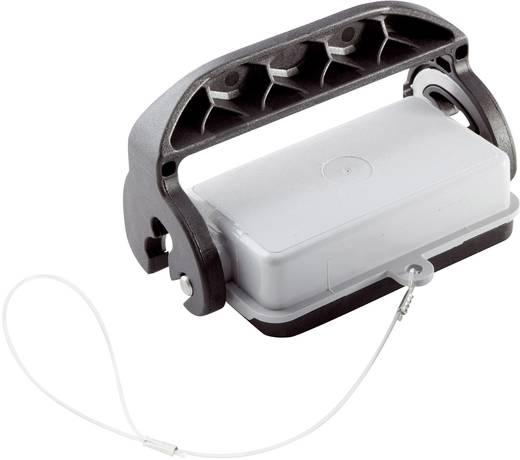 Schutzdeckel mit 2 Bolzen für Anbau-, Sockel-, Kupplungsgehäuse, Fangschnur mit Öse Serie H-B 10 H-B 10 10048700 LappKab