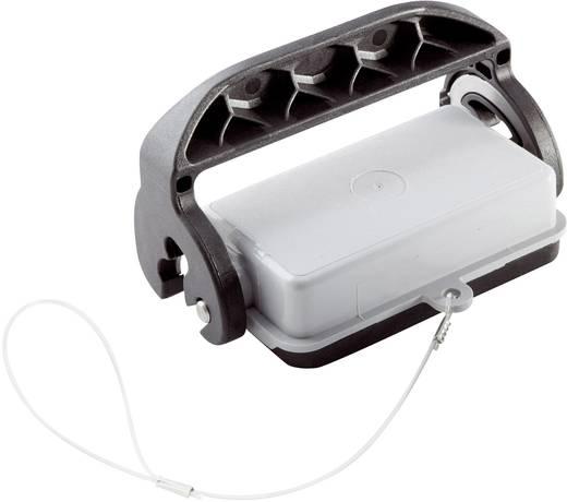 Schutzdeckel mit 2 Bolzen für Anbau-, Sockel-, Kupplungsgehäuse, Fangschnur mit Öse Serie H-B 16 H-B 16 10088700 LappKab