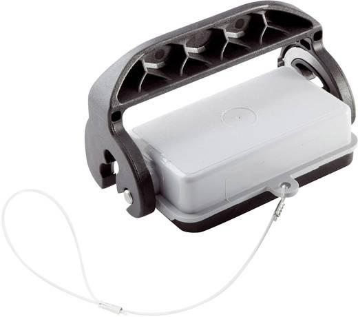 Schutzdeckel mit 2 Bolzen für Anbau-, Sockel-, Kupplungsgehäuse, Fangschnur mit Öse Serie H-B 24 H-B 24 10118700 LappKab