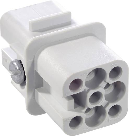 Buchseneinsatz EPIC® H-D 7 11251000 LappKabel Gesamtpolzahl 7 + PE 10 St.