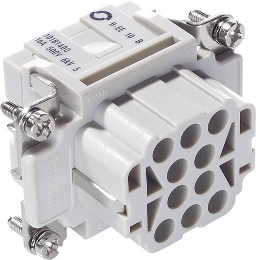 Buchseneinsatz EPIC® H-EE 10 10181400 LappKabel Gesamtpolzahl 10 + PE 10 St.